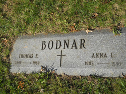 Thomas F Bodnar