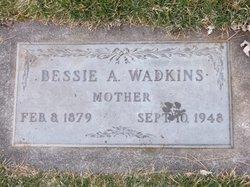 Bessie Abbie <i>Bullard</i> Wadkins