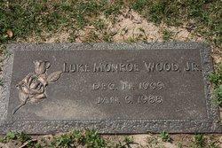 Luke Monroe Wood, Jr
