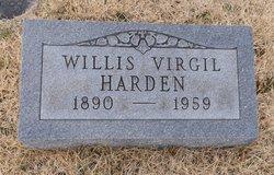 Willis Virgil Harden