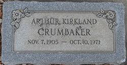 Arthur Kirkland Crumbaker