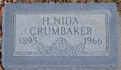 Harriet Nida <i>Harris</i> Crumbaker