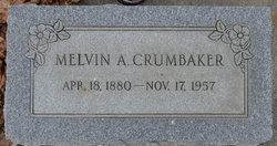 Melvin A Crumbaker