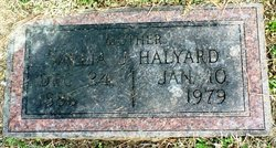 Willia J Halyard