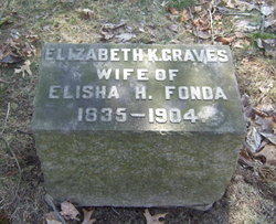 Elizabeth K <i>Graves</i> Fonda
