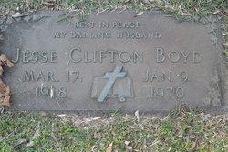 Jesse Clifton Boyd