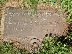 William R Blystone, Sr