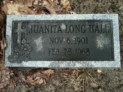 Juanita <i>Long</i> Hall