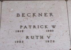 Patrick William Beckner