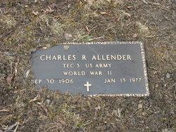 Charles Robert Allender