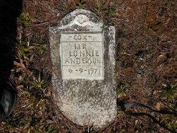 Lonnie Anderson