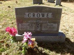 William r Crow
