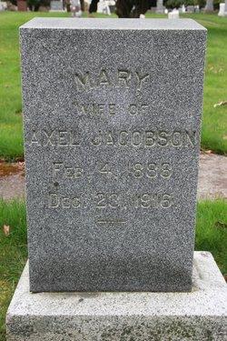 Mary Ontario <i>Barlow</i> Jacobson