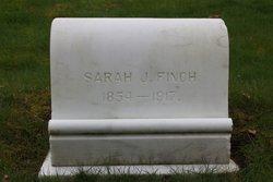 Sarah J Finch