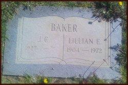 Lillian Evelyn <i>Wayne</i> Baker