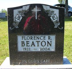 Florence Rita <i>MacDougall</i> Beaton