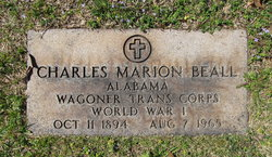Charles Marion Beall
