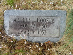 Arthur L Hooker