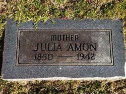 Julia Elvira <i>Hill</i> Amon