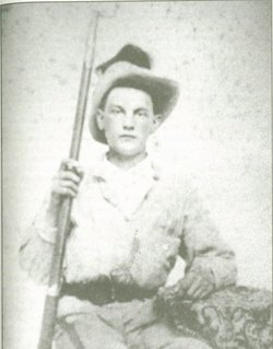 Pvt Henry Clay Sharkey
