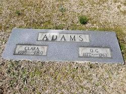 Clara <i>Stewart</i> Adams