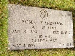 Robert Franklin Anderson