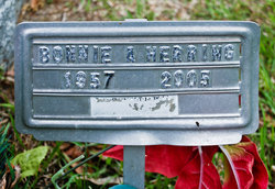 Bonnie Camille <i>Herring</i> Allen