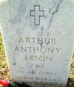 Arthur Anthony Jason