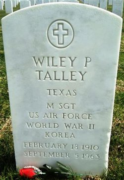 Wiley P Talley
