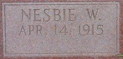 Nesbie Alene <i>Wood</i> Carpenter