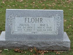 Paul Luther Flohr