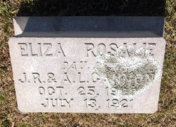 Eliza Rosalie Cannon