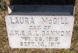 Laura <i>McGill</i> Cannon
