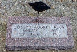 Dr Joseph Aubrey Beck