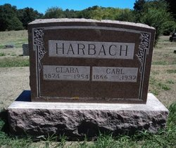 Clara <i>Stevens</i> Harbach