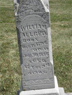 William Allred, III