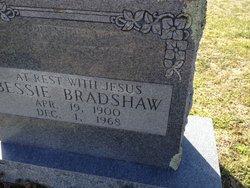 Bessie <i>Griffith</i> Bradshaw