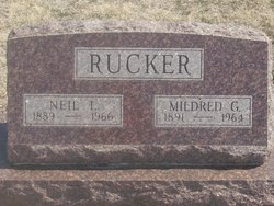 Mildred Grace <i>Crawford</i> Rucker