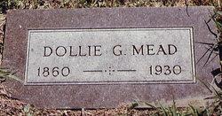 Matilda G Dollie <i>Freaser</i> Mead