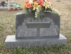 Sarah Marinda <i>Hall</i> Allen