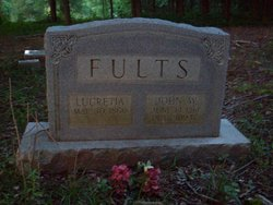 Lucretia <i>Campbell</i> Fults