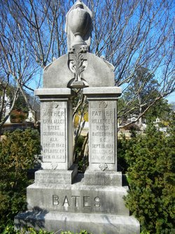 Georgia Emma <i>Allen</i> Bates