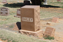 Lucy Ann <i>McMaham</i> Bailey