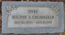 Milton Samuel Dyke Crumbaker