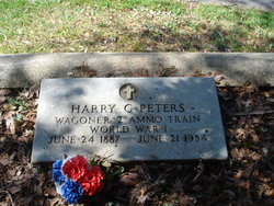 Harry Gustave Peters