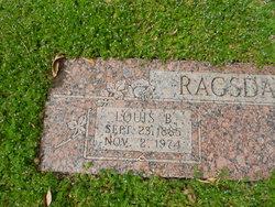 Louis Benjamin Ragsdale