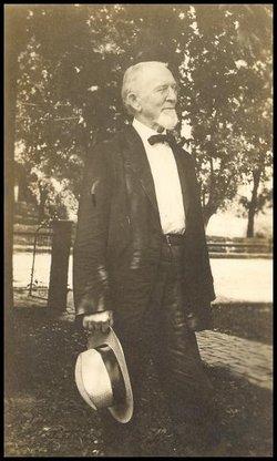 Rev James Hannah Morton
