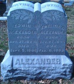 Emaline G <i>Griffen</i> Alexander