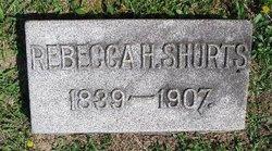 Rebecca Hall <i>Nixon</i> Shurtz