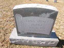 Edna Mae <i>Spence</i> Hodge